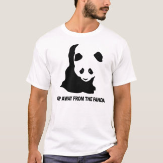 Step away from the Panda T-Shirt