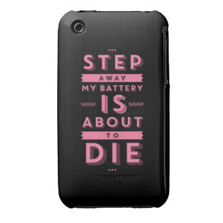 Step Away Funny iPhone 3 Covers