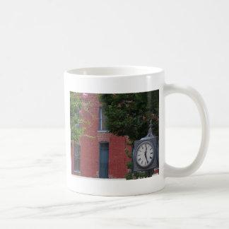 Step Back in Time Basic White Mug