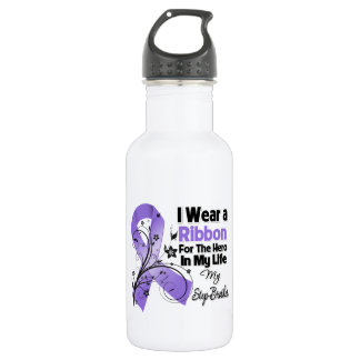 Step-Brother Hero in My Life Hodgkin's Lymphoma 532 Ml Water Bottle