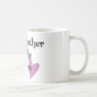 Step Brother of the Groom Basic White Mug