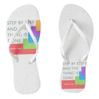 Step by Step Flip Flops
