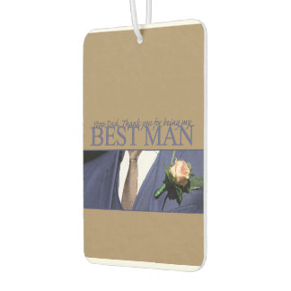 Step Dad  thank you best man - invitation