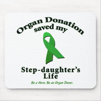 Step-daughter Transplant Mousepads