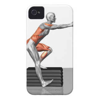 Step-Down Exercises iPhone 4 Case