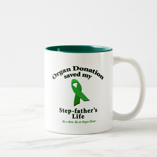 Step-father Transplant Coffee Mugs