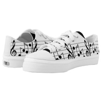 Step in Time Musical Sneakers