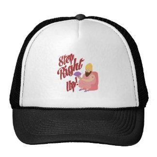 Step Lady Trucker Hat