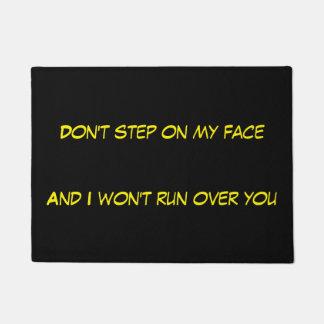 Step light doormat