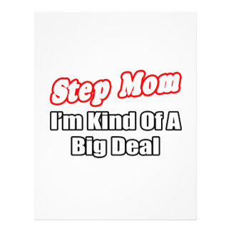 Step Mom...Big Deal Flyer