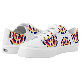 Step Out In Style Printed Shoes
