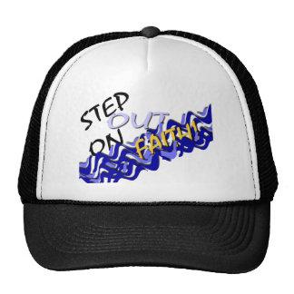 Step Out On Faith Trucker Hat