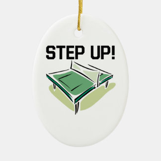 Step Up Ornaments