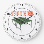 Step Up To The Table 1.png Round Clocks