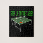 Step Up To The Table Jigsaw Puzzles
