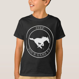 Step Your Game Up SJSA T-shirt