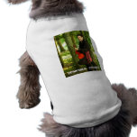 Stephan Dudash Gypsy Quest Doggie Wear Sleeveless Dog Shirt