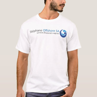 Stephan Offshore oil rig T-Shirt