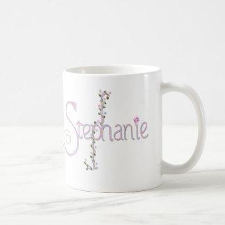 stephanie basic white mug
