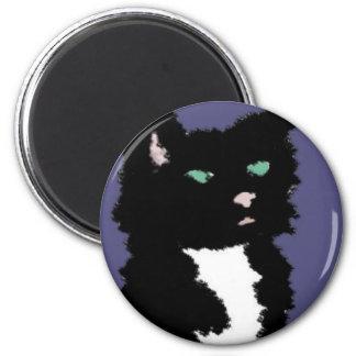 Stephanies Cat Magnet