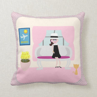 Stephanies New York Breakfast Cushion