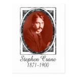 Stephen Crane Postcard