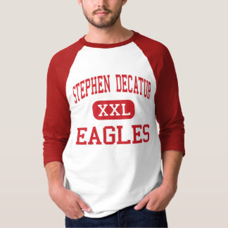 Stephen Decatur - Eagles - Middle - Clinton Tees