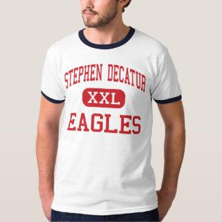 Stephen Decatur - Eagles - Middle - Clinton Tshirts