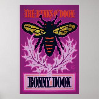 Stephen Hosmer's Bonny Doon Poster