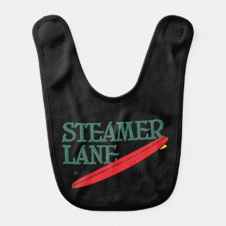 Stephen Hosmer's Steamer Lane Bib