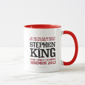 Stephen King's Euro Tour Mug