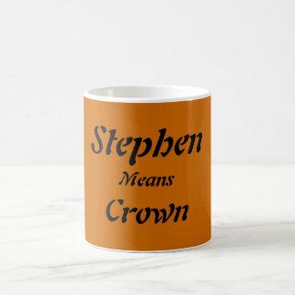 Stephen Mugs