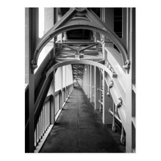 Stephensons High Level Bridge, Newcastle Upon Tyne Postcard