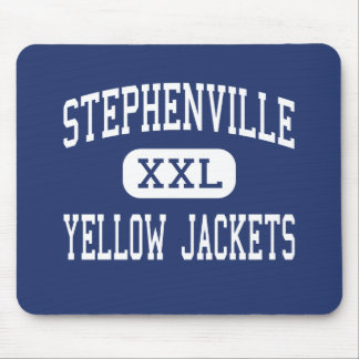 Stephenville - Yellow Jackets - Stephenville Mouse Pad