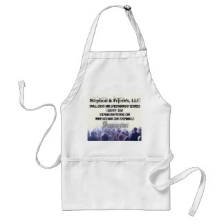 Stephon & Friends Supporter Apron 1