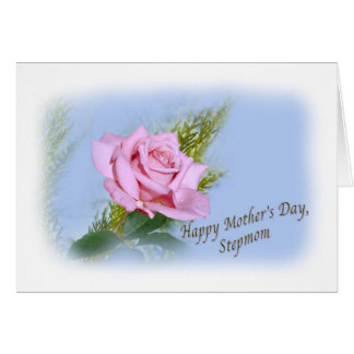 Stepmother's Mother's Day Card