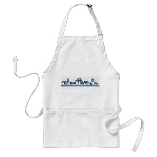 Steppin' Out Apron