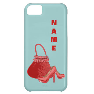 Stepping Out iPhone 5C Cases