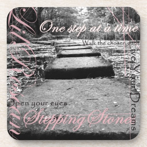 Stepping Stones Coaster