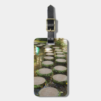 Stepping Stones Luggage Tag