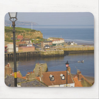 Steps leading down to the harbour, Whitby, North Mousepads
