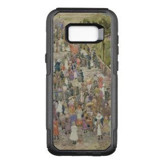 Steps of Santa Maria Aracoeli, Rome OtterBox Commuter Samsung Galaxy S8+ Case