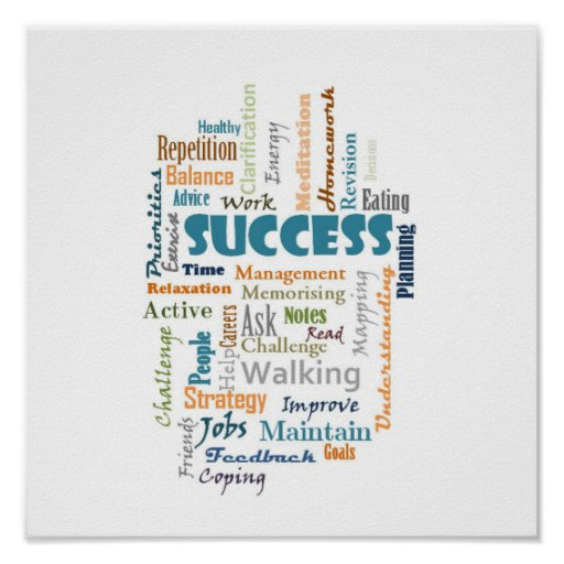 Steps_to_Success Poster