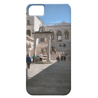 Steps to the Abbey church iPhone 5 Case