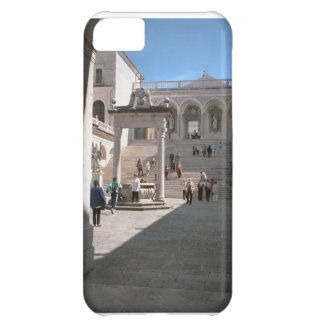 Steps to the Abbey church iPhone 5C Case