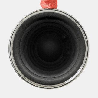 Stereo Speaker Christmas Ornament