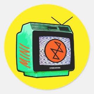 Stereokroma MiniTV Sticker