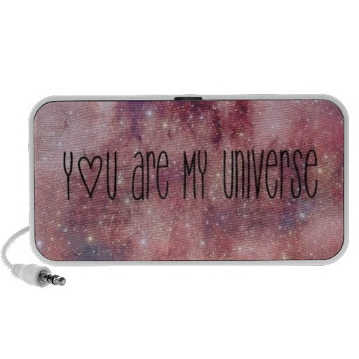 "stereophony ""you are my universe "" travelling speakers"
