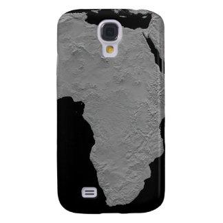 Stereoscopic view of North America Galaxy S4 Case