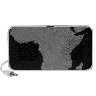 Stereoscopic view of North America Portable Speaker